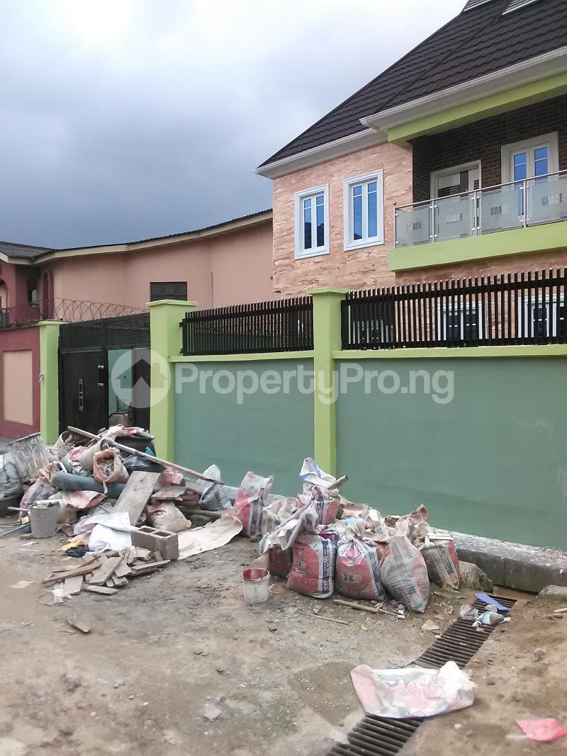 Detached Duplex House for sale Gated Estate close to ikeja Pen cinema Agege Lagos - 11