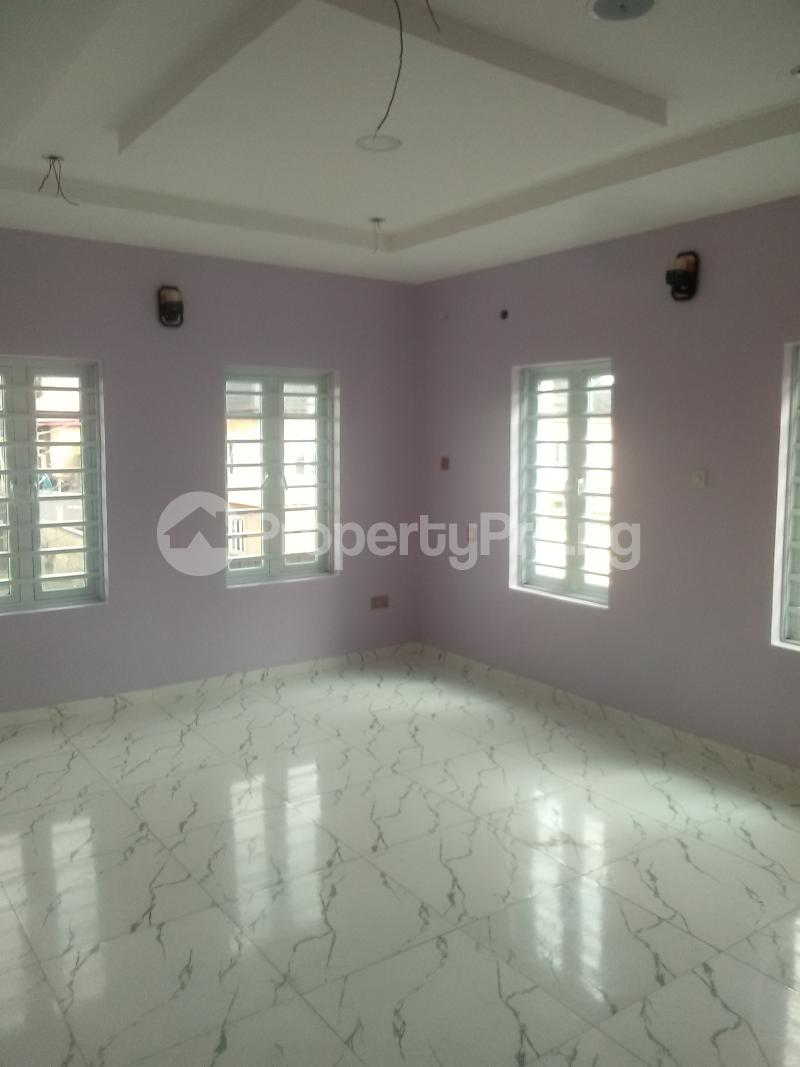 Detached Duplex House for sale Gated Estate close to ikeja Pen cinema Agege Lagos - 14