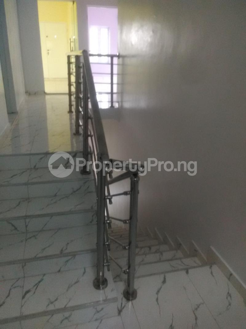 Detached Duplex House for sale Gated Estate close to ikeja Pen cinema Agege Lagos - 43