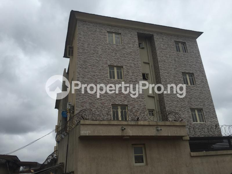 2 bedroom Flat / Apartment for rent Akoka  Akoka Yaba Lagos - 0