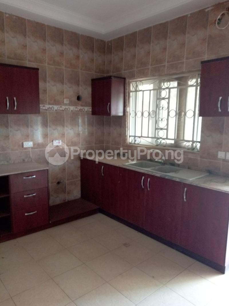 4 bedroom Boys Quarters Flat / Apartment for rent Sani Zangon street Guzape Abuja - 2