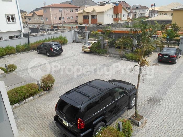 4 bedroom Terraced Duplex House for sale Ikate Lekki Lagos - 33