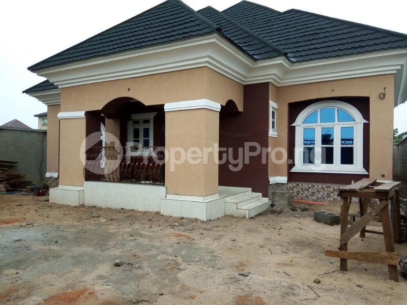 4 bedroom Detached Bungalow House for sale Eneka-Igwuruta Road  East West Road Port Harcourt Rivers - 3