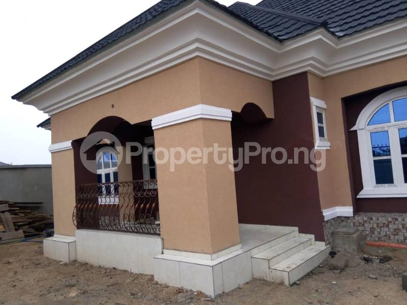 4 bedroom Detached Bungalow House for sale Eneka-Igwuruta Road  East West Road Port Harcourt Rivers - 1