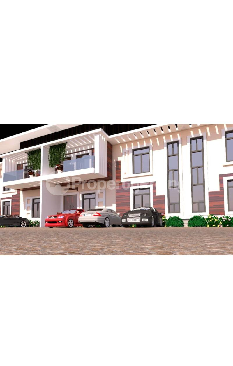 4 bedroom Terraced Duplex House for sale Life Camp Abuja - 2