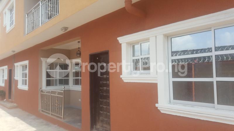 2 bedroom Flat / Apartment for rent Genesis Estate Alimosho iyana-ipaja Extension  Egbeda Alimosho Lagos - 9