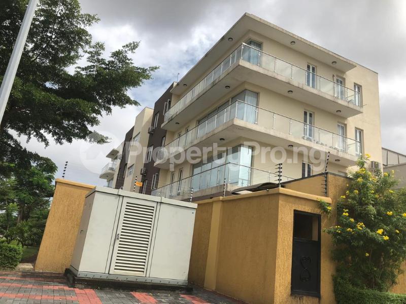 3 bedroom Blocks of Flats House for rent Banana Island Ikoyi Lagos - 0