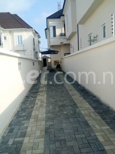 4 bedroom House for rent David ovie street Idado Lekki Lagos - 2
