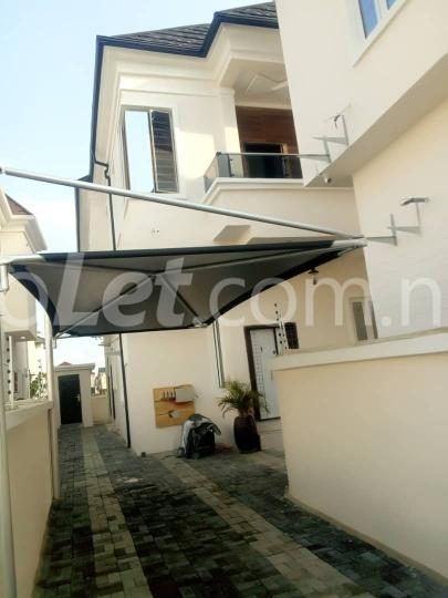 4 bedroom House for rent David ovie street Idado Lekki Lagos - 0