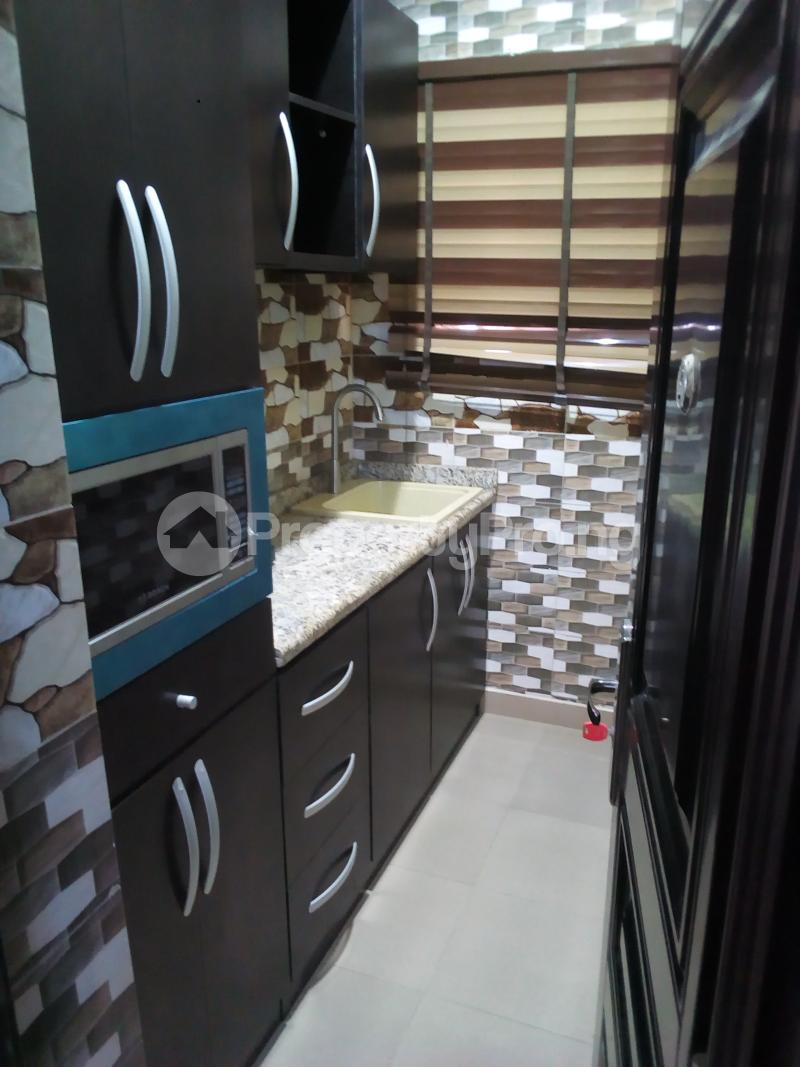 1 bedroom mini flat  Mini flat Flat / Apartment for shortlet SULE ABUKAR CRESCENT Opebi Ikeja Lagos - 4