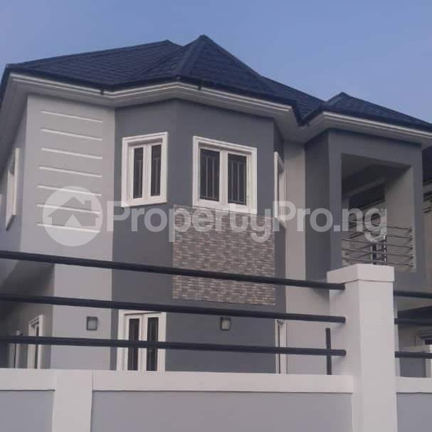 4 bedroom Detached Duplex House for sale Peter Odili Trans Amadi Port Harcourt Rivers - 0