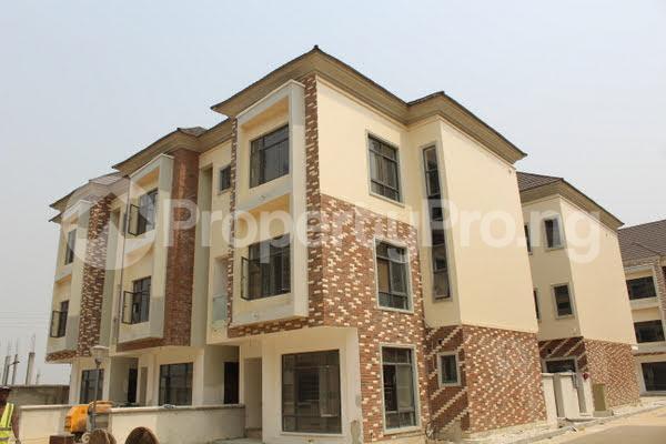 4 bedroom Terraced Duplex House for sale Osapa London Osapa london Lekki Lagos - 3