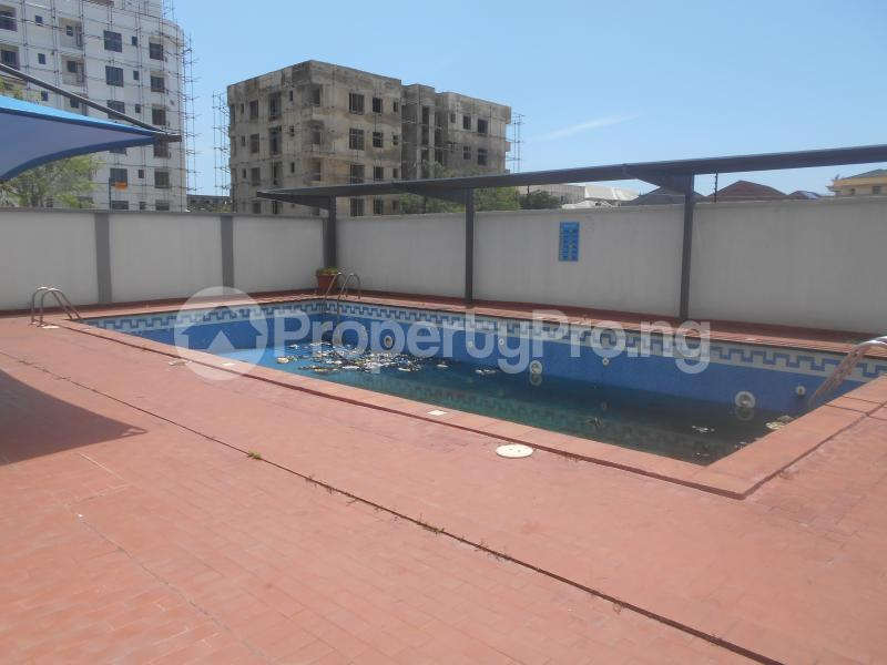 10 bedroom Flat / Apartment for rent Four point by sharaton road ONIRU Victoria Island Lagos - 1