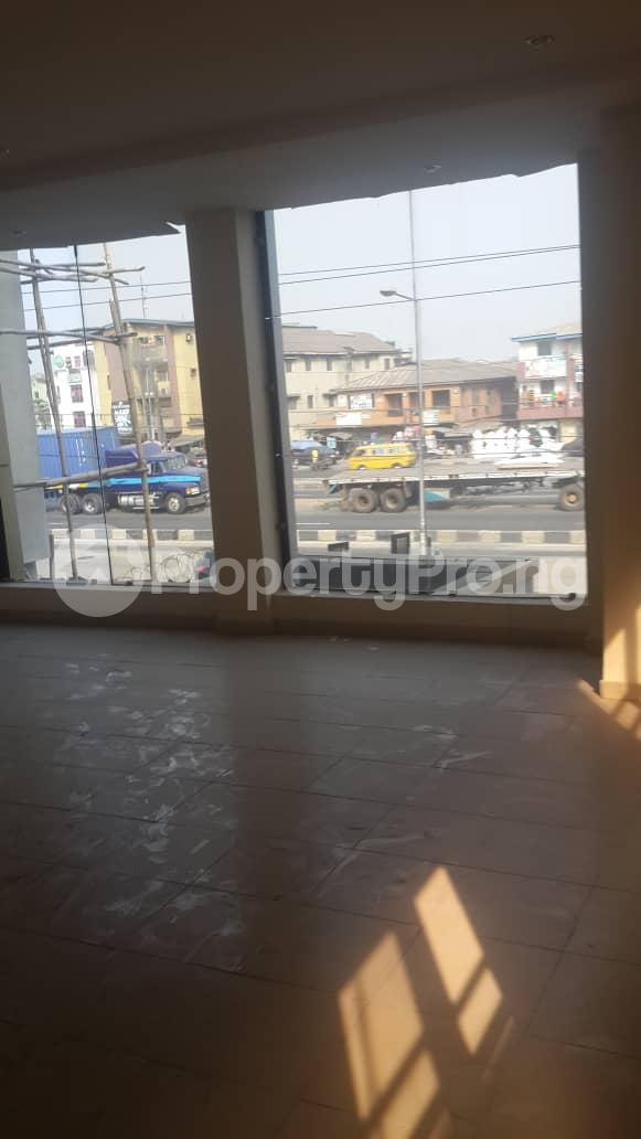 Office Space Commercial Property for rent ---- Fadeyi Shomolu Lagos - 0