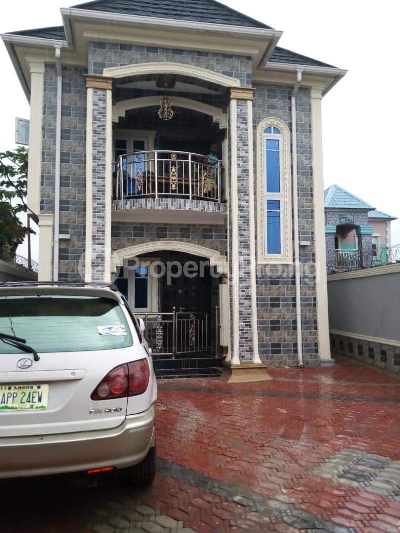 2 bedroom Flat / Apartment for rent adenson bus stop Igando Ikotun/Igando Lagos - 0