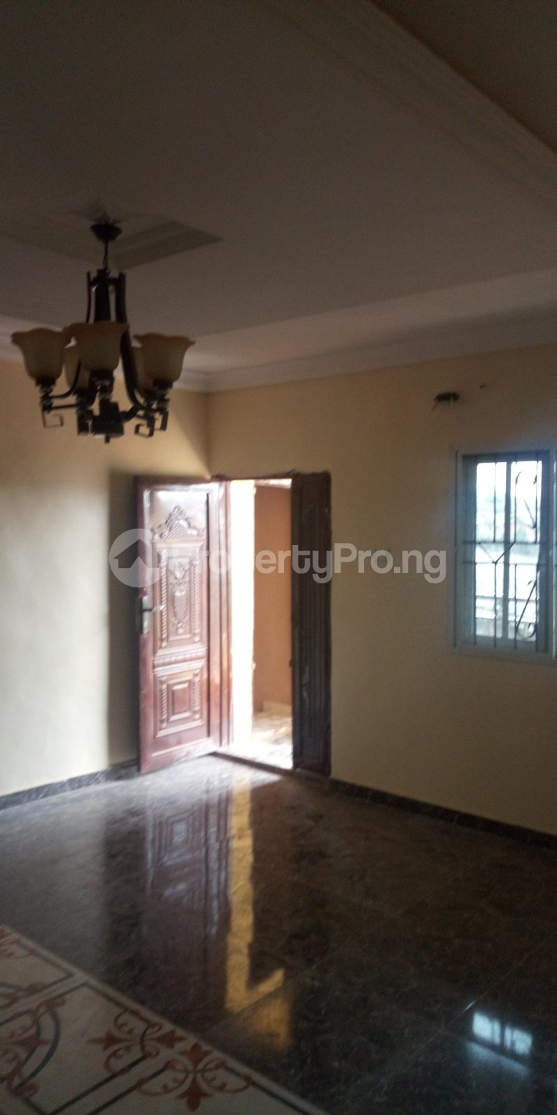 2 bedroom Blocks of Flats House for rent White House COMAND IPAJA road Lagos  Ipaja road Ipaja Lagos - 1