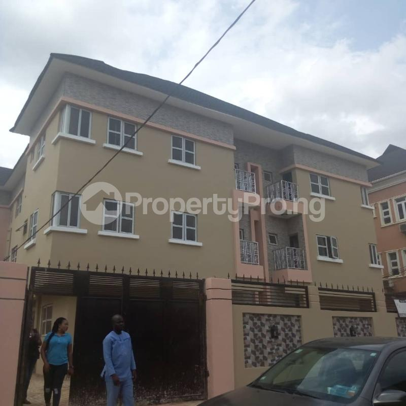 2 bedroom Flat / Apartment for rent Puposola Street Abule Egba Abule Egba Lagos - 1