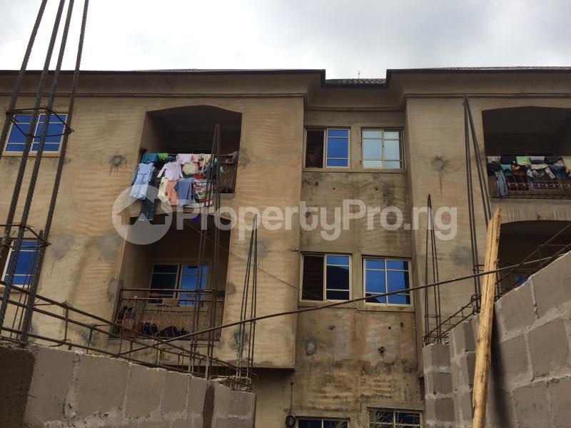 2 bedroom Self Contain Flat / Apartment for rent 18 Chijieze street behind Goshen Estate, New Premier Layout, Independence Layout phase 2 Enugu Enugu Enugu - 1