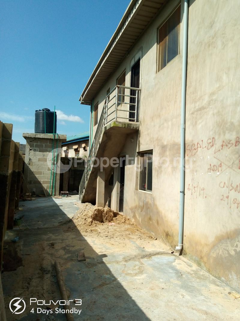 2 bedroom Blocks of Flats House for rent Ekoro Captain Abule Egba Abule Egba Lagos - 9