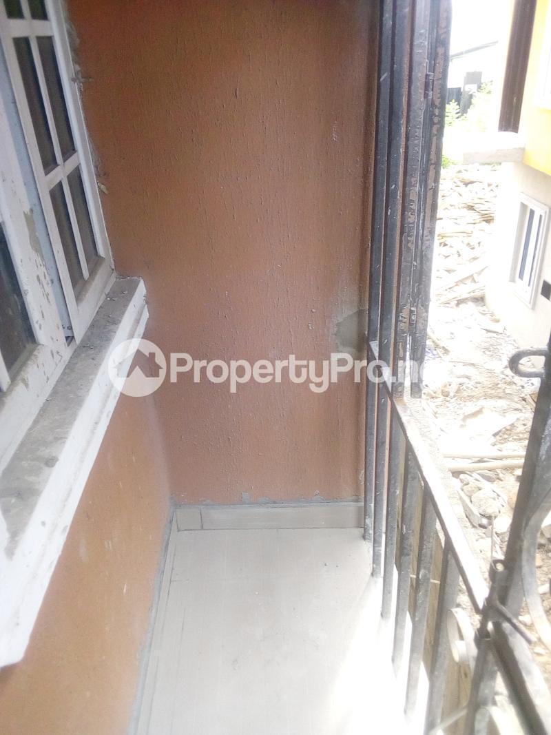 2 bedroom Flat / Apartment for rent Yabatech  Abule-Ijesha Yaba Lagos - 0