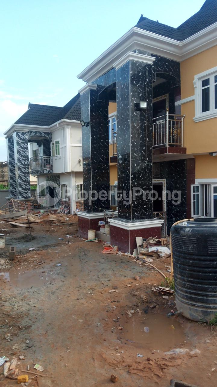 2 bedroom Blocks of Flats House for rent - Oke-Odo Agege Lagos - 1