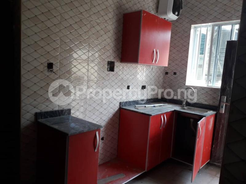 2 bedroom Flat / Apartment for rent Estate  Ago palace Okota Lagos - 2