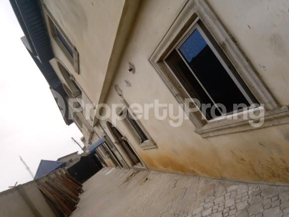 2 bedroom Flat / Apartment for rent u turn Abule Egba Abule Egba Lagos - 0