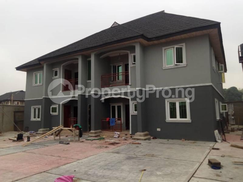 2 bedroom Blocks of Flats House for rent Off Iyana Odo bus stop Isheri Egbe/Idimu Lagos - 4