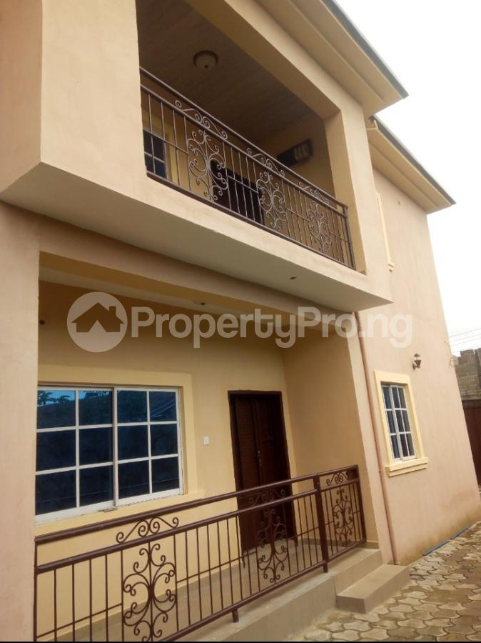2 bedroom Blocks of Flats House for rent Shell Cooperative Estate,Off Old Opm site Eliozu Port Harcourt Rivers - 0