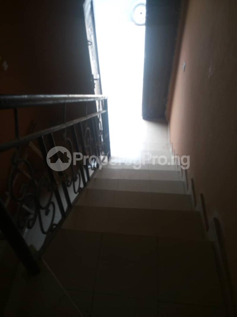 2 bedroom Flat / Apartment for rent Aina Ajayi Estate, Ekoro Road Abule Egba Lagos - 1