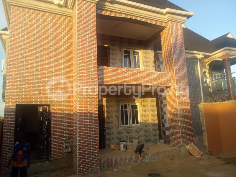 2 bedroom Flat / Apartment for rent Oko filling bus stop igando Igando Ikotun/Igando Lagos - 0