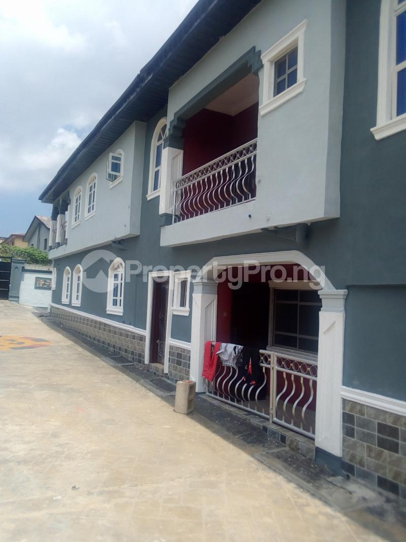 2 bedroom Flat / Apartment for rent Obadore but stop lasu igando road Igando Ikotun/Igando Lagos - 4