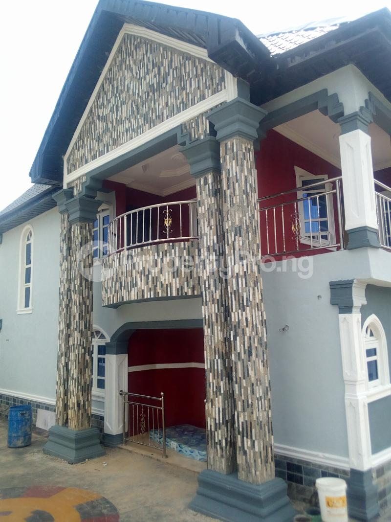2 bedroom Flat / Apartment for rent Obadore but stop lasu igando road Igando Ikotun/Igando Lagos - 2