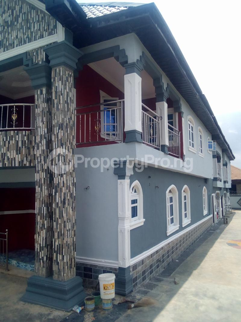 2 bedroom Flat / Apartment for rent Obadore but stop lasu igando road Igando Ikotun/Igando Lagos - 1
