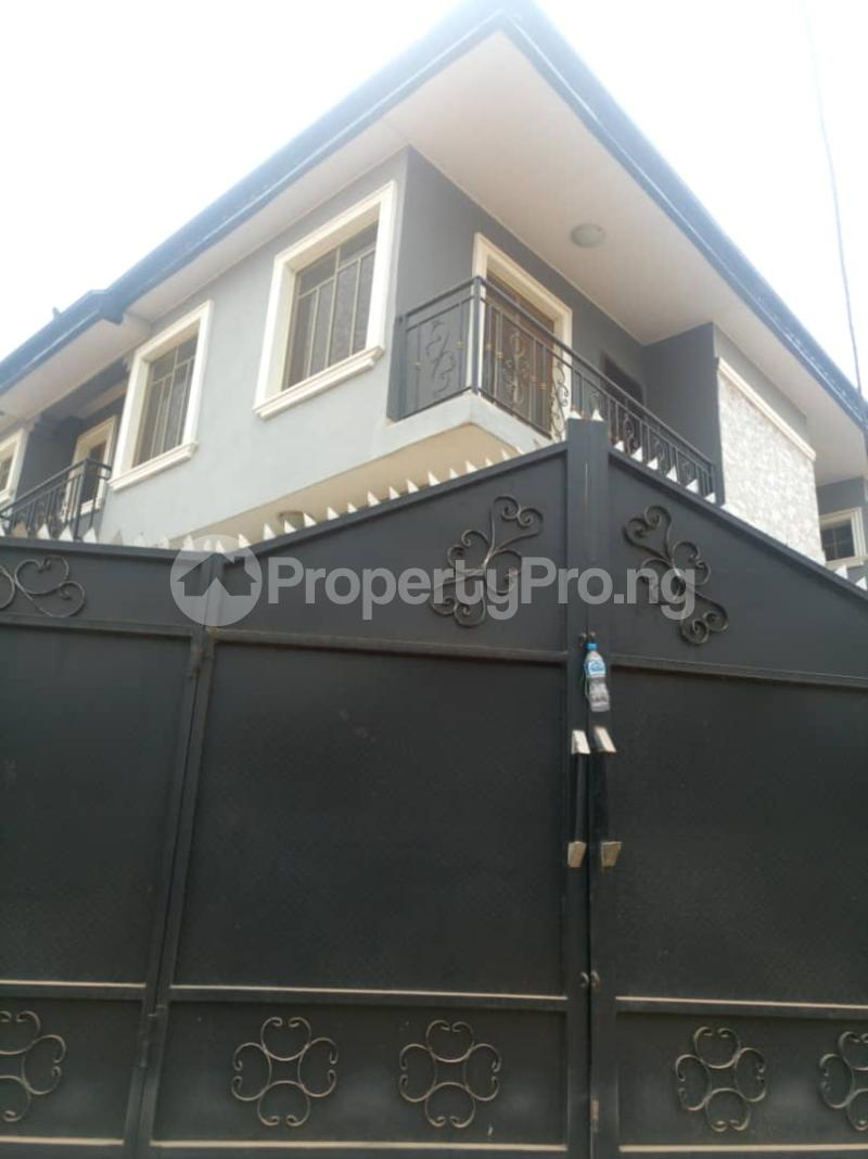 2 bedroom Flat / Apartment for rent Aina Ajayi Estate, Ekoro Road Abule Egba Lagos - 15