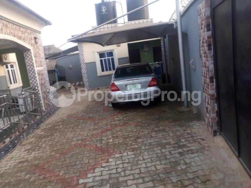 5 bedroom Terraced Bungalow House for sale Peace Land Estate, Giwa Via lju ishaga. Ipaja road Iju Lagos - 10