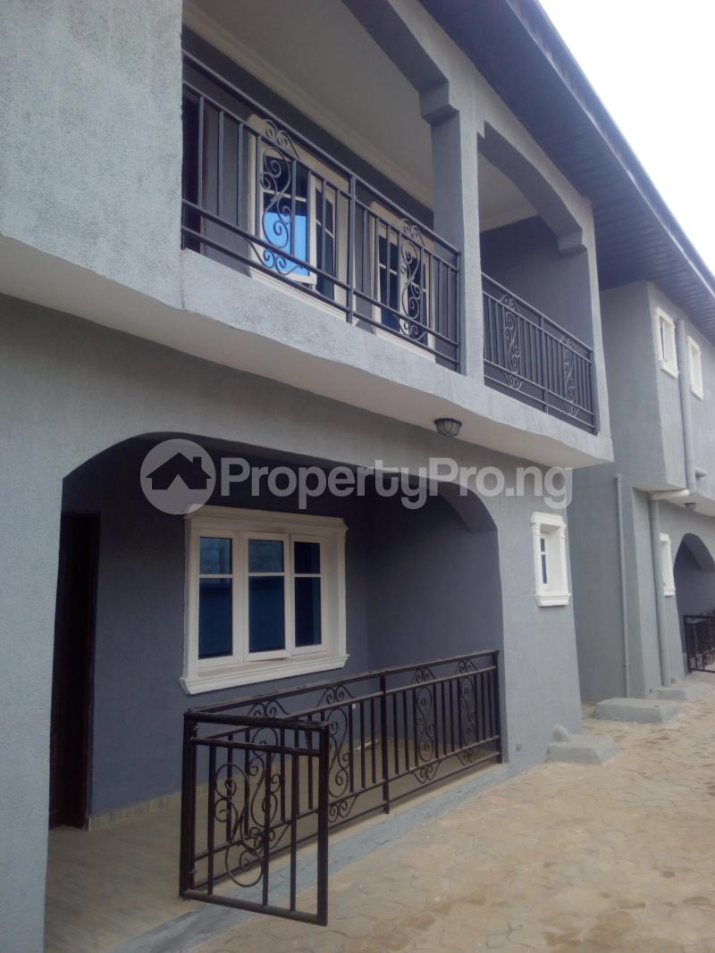 2 bedroom Blocks of Flats House for rent Kajola, Off Lagos Ibadan Express Way, Ogun State Kajola Obafemi Owode Ogun - 2