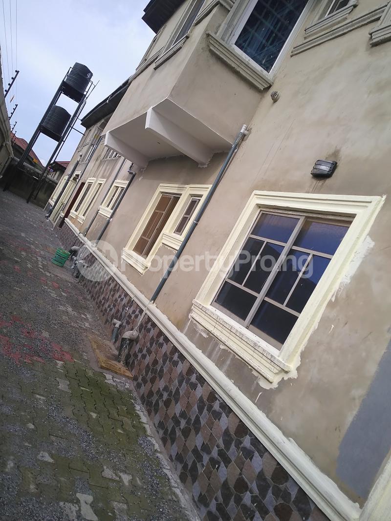 2 bedroom Shared Apartment Flat / Apartment for rent Abiola farm estate Ayobo Ipaja Lagos - 1