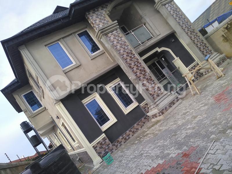 2 bedroom Shared Apartment Flat / Apartment for rent Abiola farm estate Ayobo Ipaja Lagos - 0