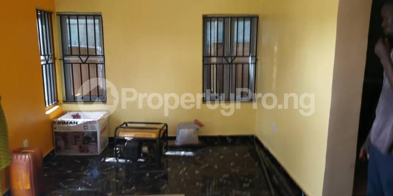 2 bedroom Blocks of Flats House for rent  Iju ishaga at Elliot back of read house police station. Iju Lagos - 7
