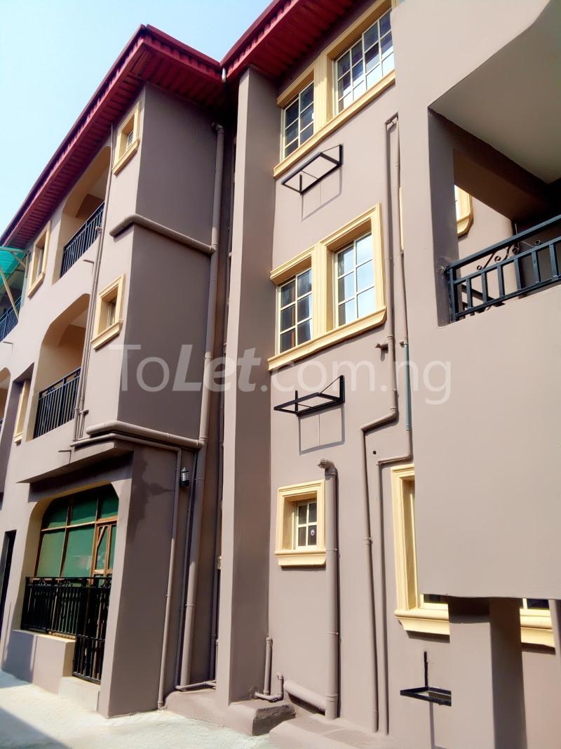 2 bedroom Flat / Apartment for rent Alhaji basiru Oke-Afa Isolo Lagos - 0