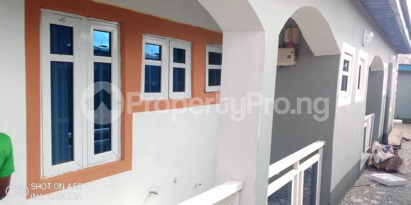 2 bedroom Semi Detached Bungalow House for rent Two storey Baruwa Ipaja Lagos - 1