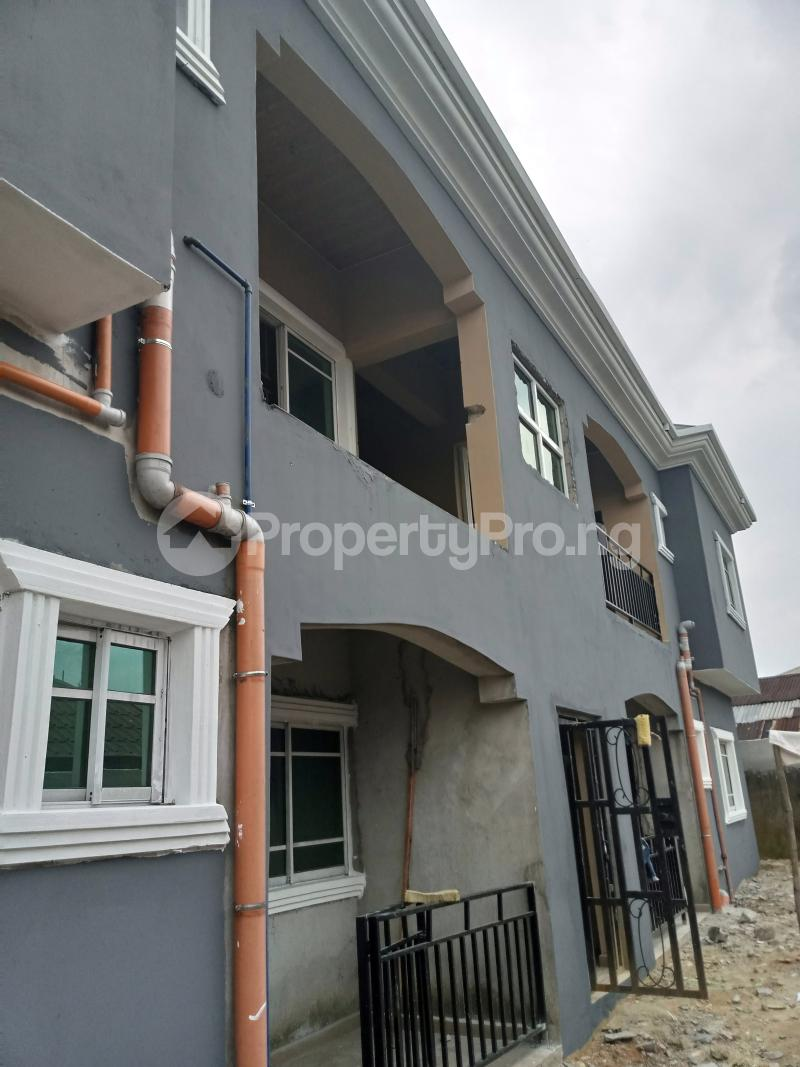 2 bedroom Flat / Apartment for rent Lord Emmanuel street  rumuomasi Obio-Akpor Rivers - 0