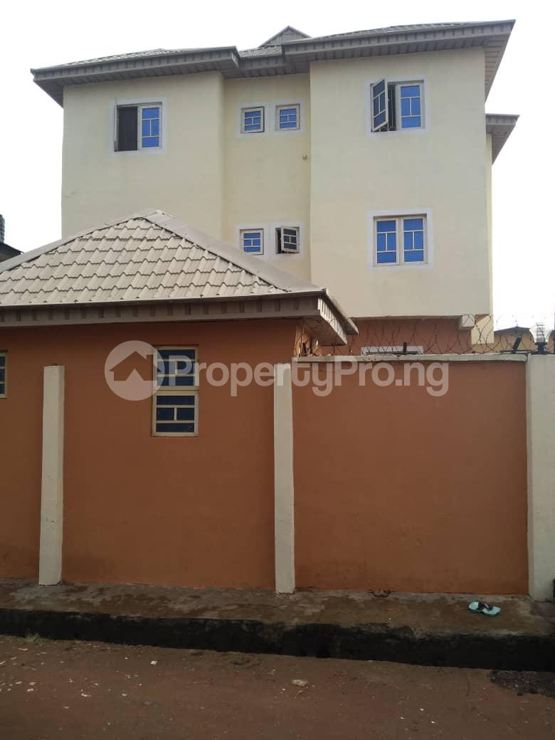 2 bedroom Blocks of Flats House for rent Iju ishaga, Elliot street off balogun. Iju Lagos - 0