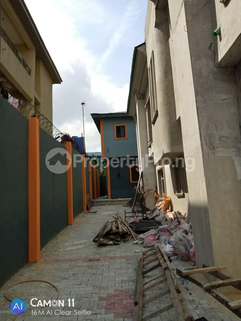 2 bedroom Blocks of Flats House for rent Ogba oke ira off Ajayi road. Oke-Ira Ogba Lagos - 1