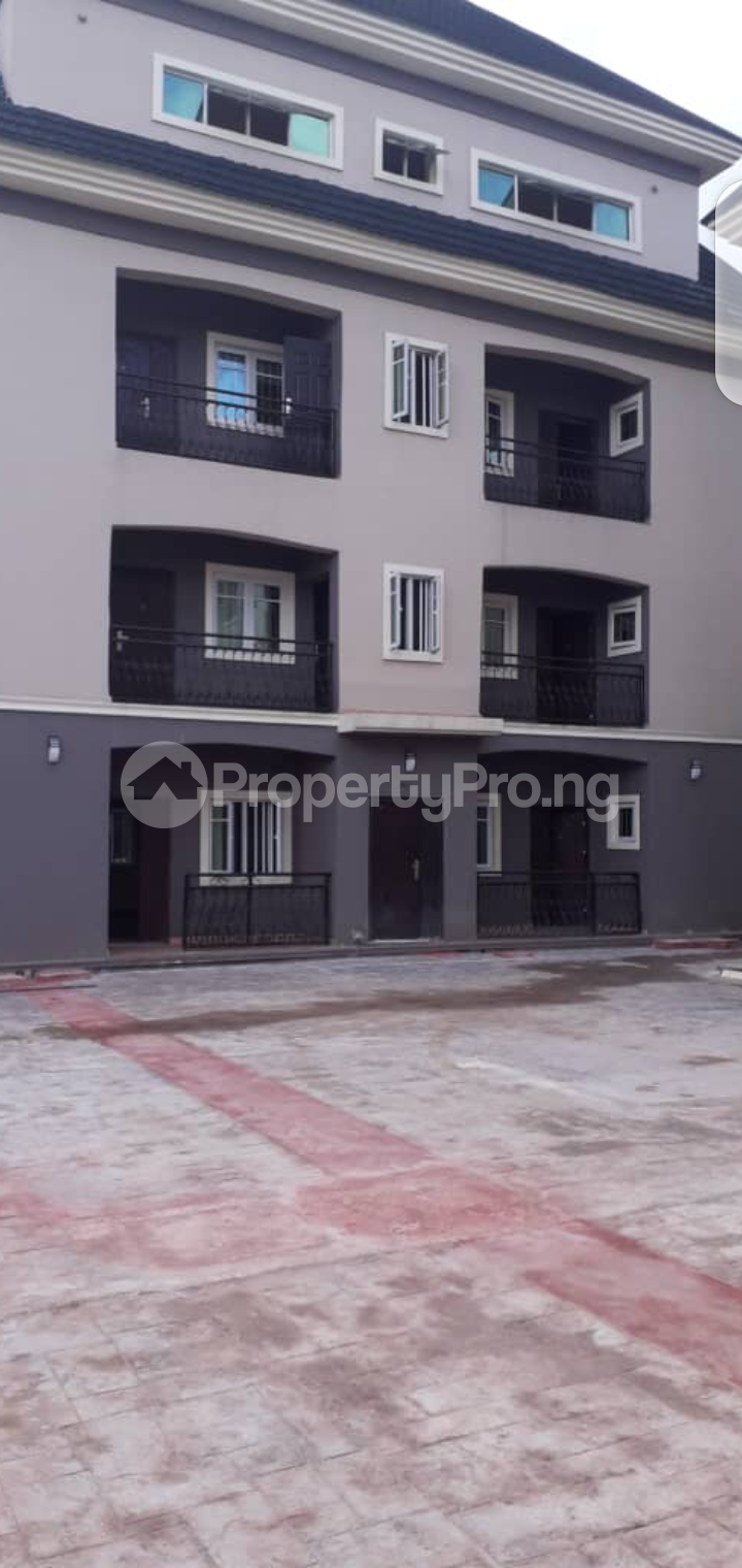 2 bedroom Flat / Apartment for rent Green land estate off rumuodara by Eneka road Obio-Akpor Rivers - 0