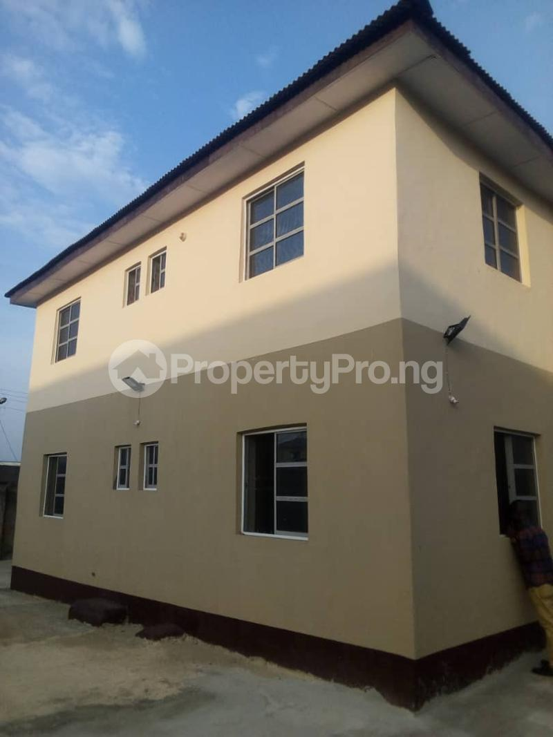 2 bedroom Self Contain Flat / Apartment for rent Command  Abule Egba Abule Egba Lagos - 0