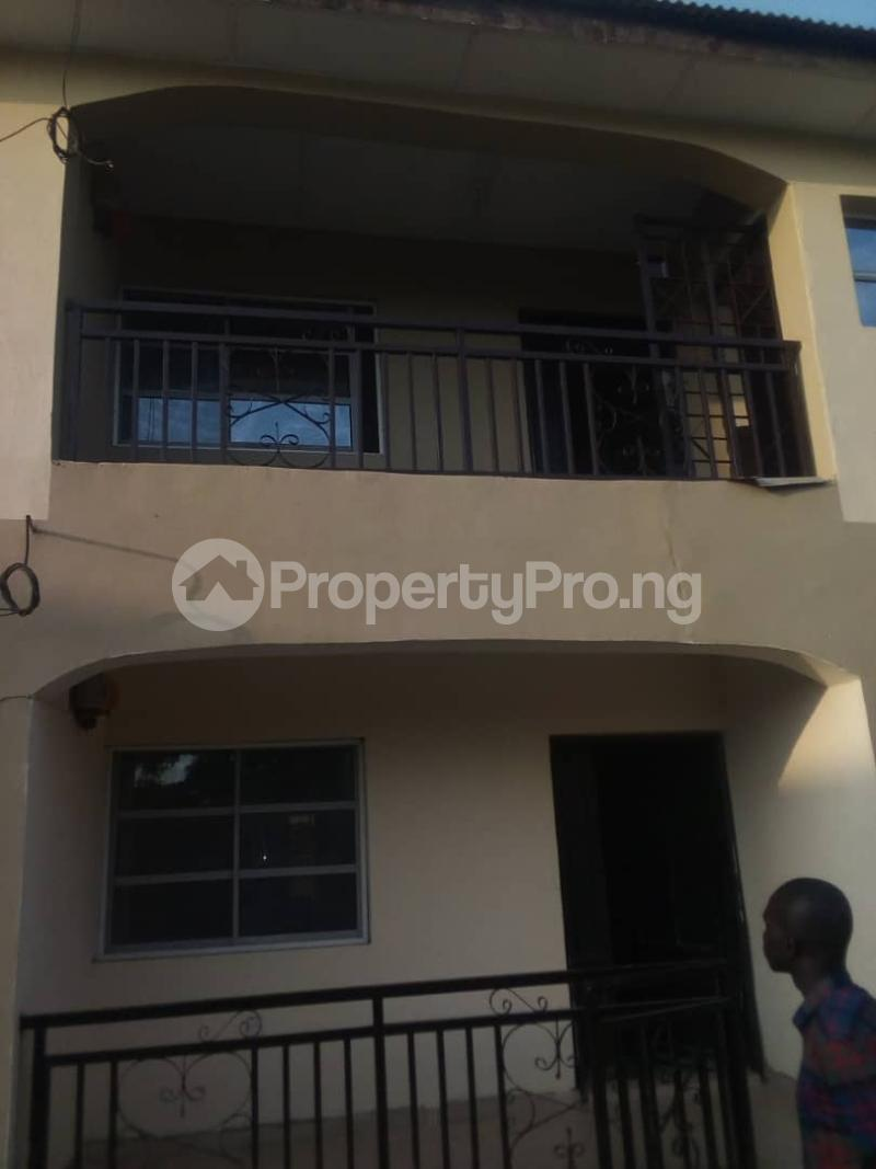 2 bedroom Self Contain Flat / Apartment for rent Command  Abule Egba Abule Egba Lagos - 4