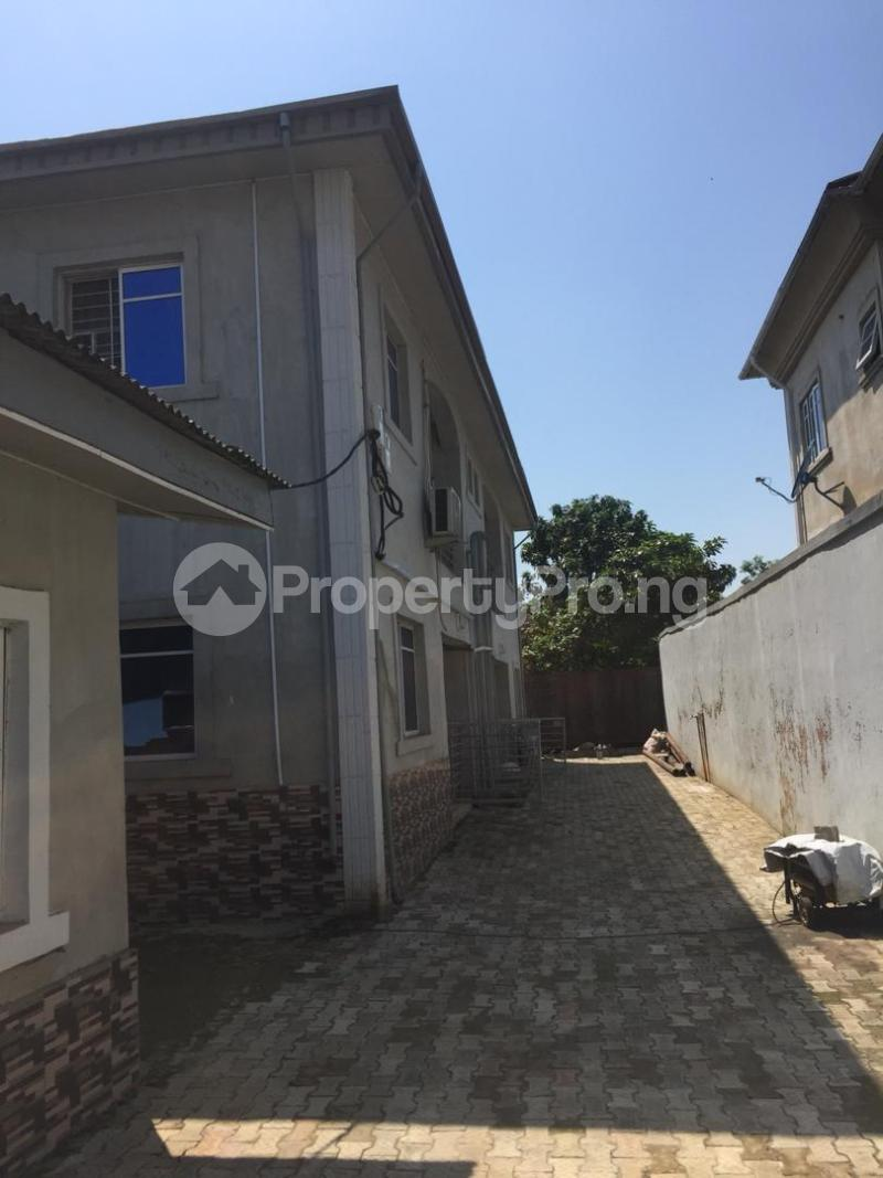 2 bedroom Flat / Apartment for rent Peace estate Soluyi Gbagada Lagos - 1