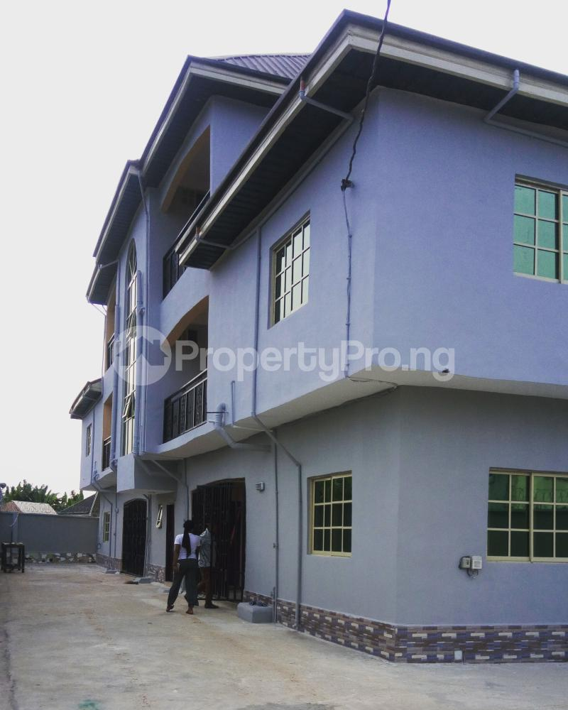 2 bedroom Flat / Apartment for rent Queens Park Estate, Off Rumuodara  East West Road Port Harcourt Rivers - 0